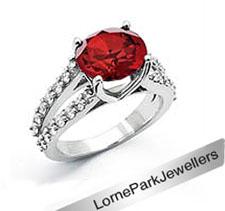 Custom Design at Lorne Park Jewellers
