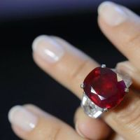 """Ruby Baby"" July's Birthstone"