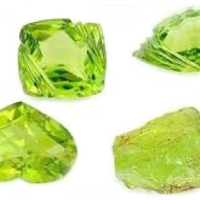 August Birthstone ~ Peridot
