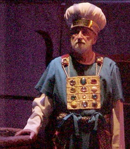 Breast-Plate with gems